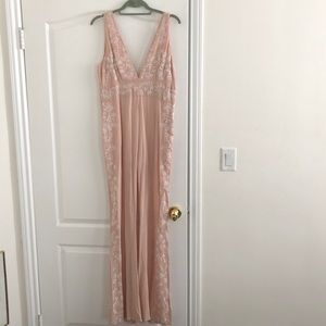 Honey Punch Jumpsuit (Never been worn)